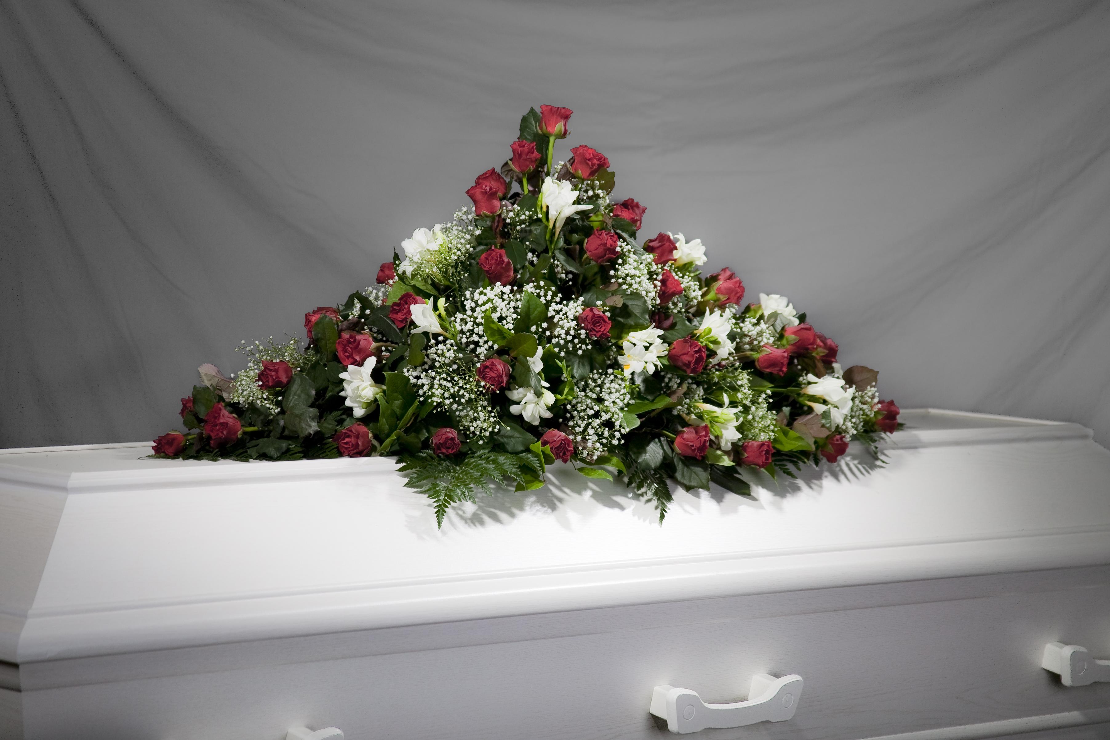 sov i ro begravning